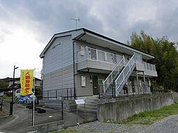 静岡県掛川市今滝の賃貸アパートの外観