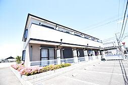 大阪府和泉市桑原町の賃貸アパートの外観