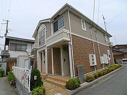 兵庫県加古川市米田町船頭の賃貸アパートの外観