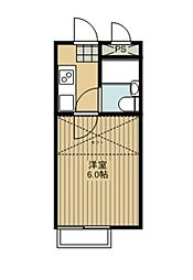 狭山ヶ丘駅 2.4万円