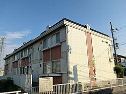 ハイツ北浦[1階]の外観