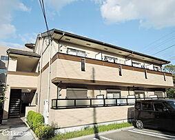 ナリッシュ藤阪[2階]の外観