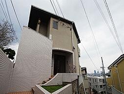 兵庫県神戸市兵庫区氷室町2丁目の賃貸アパートの外観