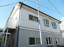第二ミキハウス[1階]の外観