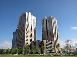 プレミスト千早ツインマークス ブライトタワー[9階]の外観