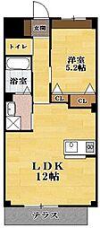 高宮町TH新築マンション[2階]の間取り