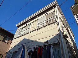 神奈川県横浜市保土ケ谷区星川2丁目の賃貸アパートの外観