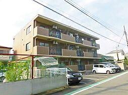 神奈川県大和市上草柳7丁目の賃貸マンションの外観