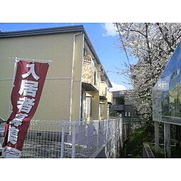 かつらコ−ポ[2階]の外観