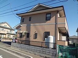 埼玉県所沢市小手指南5丁目の賃貸アパートの外観