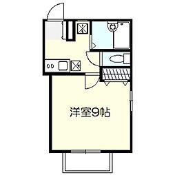 kamakura ST[101号室]の間取り