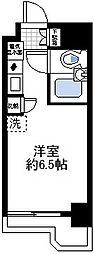 朝日多摩川プラザ[8階]の間取り
