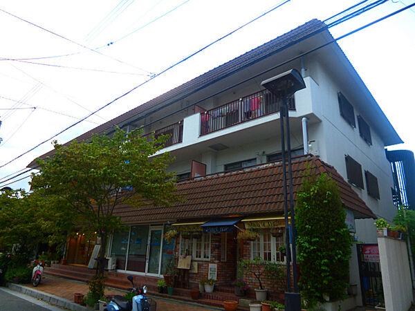 コーポ西村[1階]の外観