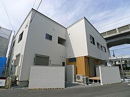 仮)西岡新築アパート[102号室]の外観