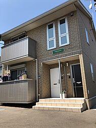 新潟県上越市春日新田1丁目の賃貸アパートの外観
