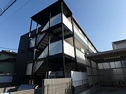 埼玉県戸田市新曽南2の賃貸マンションの外観