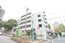 大阪府吹田市上山田の賃貸マンションの外観