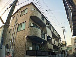 セントマルク若松[1階]の外観