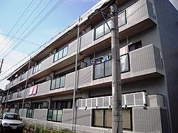 ウィンズ弐番館[3階]の外観