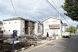 (仮)平塚市北金目3丁目シャーメゾンC[102号室]の外観