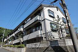 神奈川県川崎市多摩区菅仙谷3丁目の賃貸アパートの外観