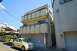 千葉県松戸市二十世紀が丘萩町の賃貸マンションの外観