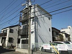 田尻アパート[201号室]の外観