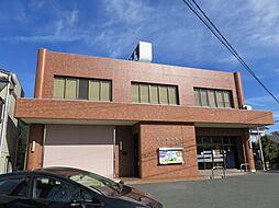 愛知県蒲郡市大塚町上向山の賃貸アパートの外観
