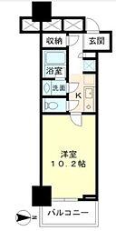 東品川4丁目タワーマンション[3階]の間取り