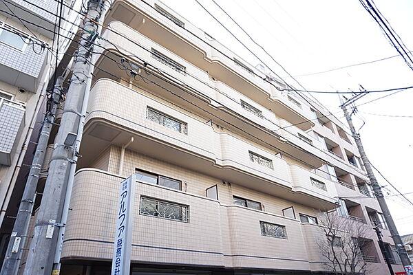 ピュアー小杉 2階の賃貸【神奈川県 / 川崎市中原区】