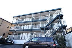 神奈川県横浜市都筑区牛久保3丁目の賃貸マンションの外観