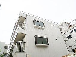 鵜沢ビルIII[302号室]の外観
