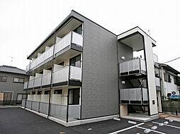 愛知県春日井市柏原町3丁目の賃貸アパートの外観