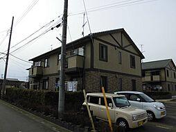 埼玉県入間市大字狭山台の賃貸アパートの外観