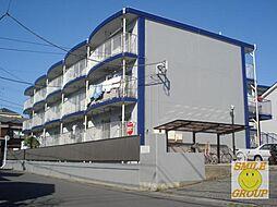 市川カトレアハイツ南行徳[3階]の外観