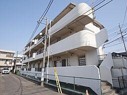 神奈川県厚木市旭町5丁目の賃貸マンションの外観