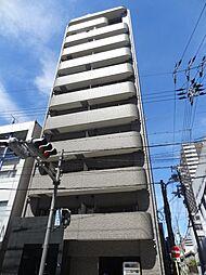 アルグラッド新福島[10階]の外観