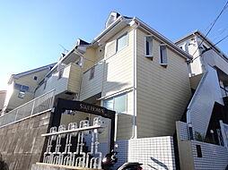 スターホームズ笹野台[2階]の外観