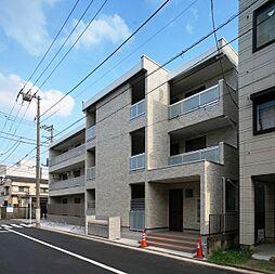 神奈川県横浜市鶴見区向井町4丁目の賃貸アパートの外観