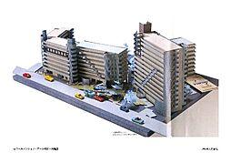 ロワールマンションアール板付弐番館[707号室]の外観