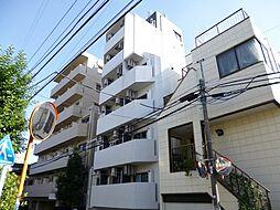 東京都北区滝野川4丁目の賃貸マンションの外観