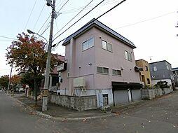 [一戸建] 北海道札幌市西区西野七条8丁目 の賃貸【/】の外観