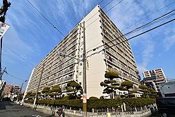 大阪府大阪市城東区野江1丁目の賃貸マンションの外観