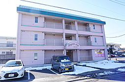 栃木県小山市本郷町2丁目の賃貸マンションの外観