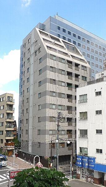 リシェ大井[903号室]の外観
