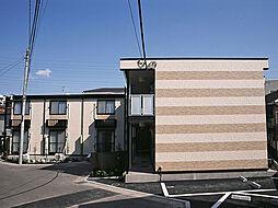 リルト和田町[2階]の外観