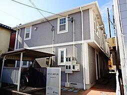 愛知県豊田市陣中町1丁目の賃貸アパートの外観