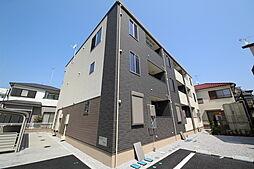 東武東上線 新河岸駅 徒歩13分の賃貸アパート