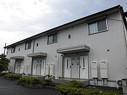 埼玉県入間市扇町屋1丁目の賃貸アパートの外観