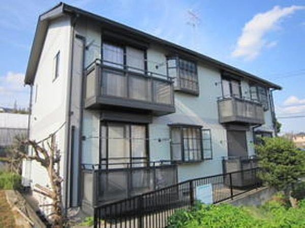 神奈川県横浜市青葉区恩田町の賃貸アパート